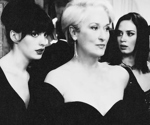 movie, Anne Hathaway, and meryl streep image