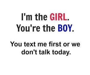 boy, girl, and text image