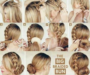 cool, how to, and hair image