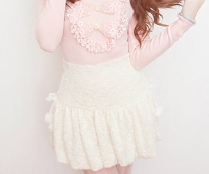 clothes, hearts, and white image