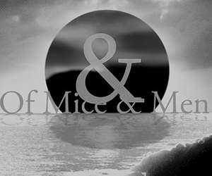 bands, black and white, and of mice and men image