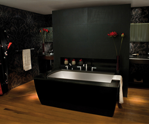 luxury home and asian spa image