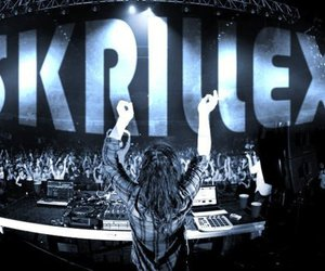 skrillex, dubstep, and party image