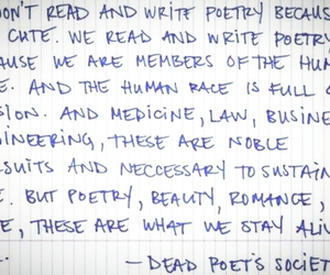 dead, keating, and poet image
