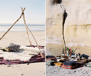 inspiration and glamping image