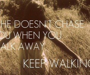quote and walk image
