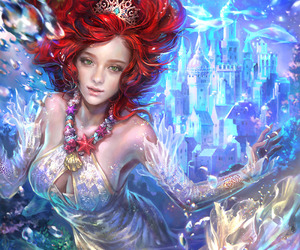 amazing, fairy tales, and girl image