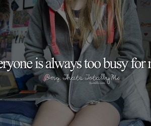 always, busy, and everyone image