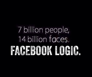 facebook, fail, and people image