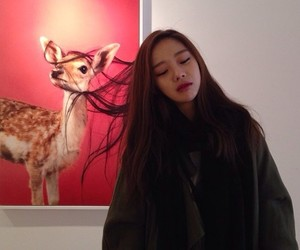 girl, art, and asian image