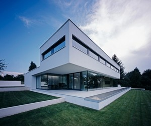 architecture, facade, and modern home image