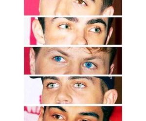 the wanted, eyes, and nathan image