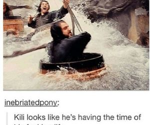dwarf, funny, and the hobbit image