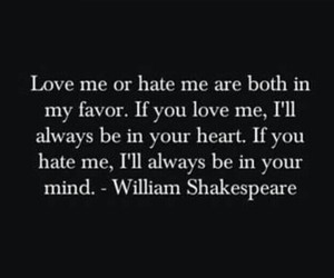 black and white, william shakespeare, and words image