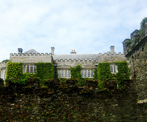 Cornwall, england, and prideaux place image