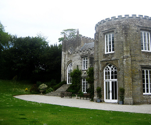 Cornwall, prideaux place, and england image