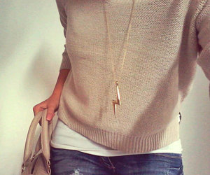 fashion, style, and neckles image