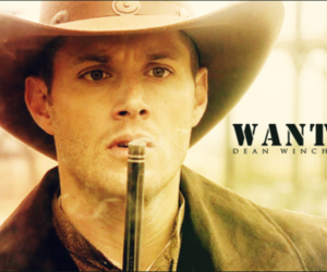 cowboy, dean winchester, and Jensen Ackles image