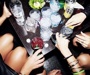 drink, party, and alcohol image