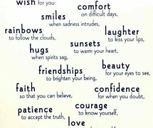 beauty, confidence, and courage image