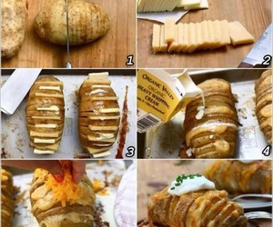 potato, food, and diy image