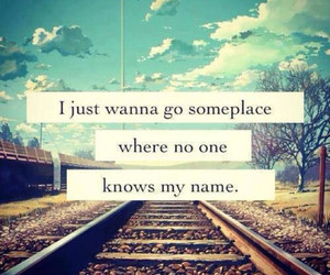 quotes, name, and someplace image