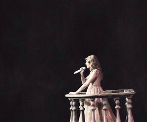 Taylor Swift, love story, and speak now world tour image