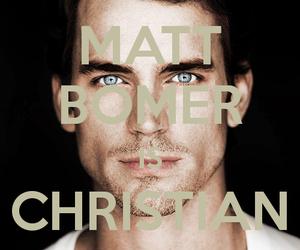matt bomer, christian grey, and fifty shades of grey image