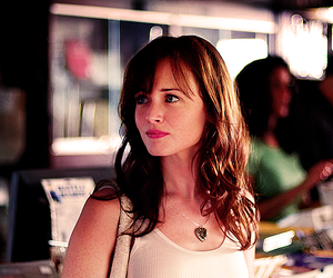 alexis bledel, christian grey, and fifty shades of grey image