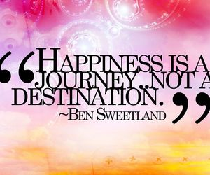 beautiful, happiness, and journey image
