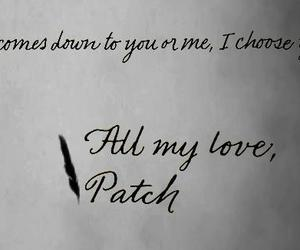 hush hush, love, and book image