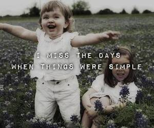 quote, simple, and child image