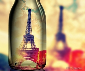 paris, love, and city image