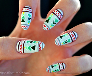 nails, cute, and <3 image