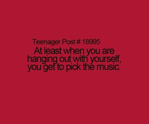 music, teenager post, and quotes image