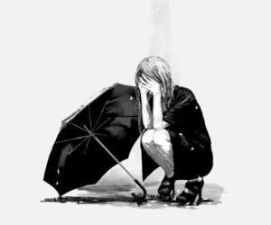 anime, sad, and manga image