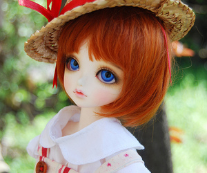 bjd, lady bee, and doll image
