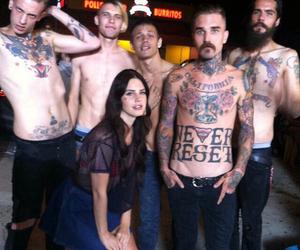 lana del rey, tattoo, and boy image