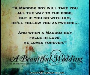 beautiful disaster and travis maddox image