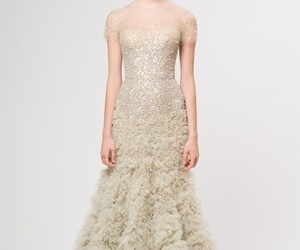 reem acra, fashion, and gown image