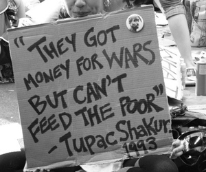 quotes, war, and tupac image
