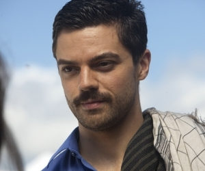 attractive, dominic cooper, and innocent image