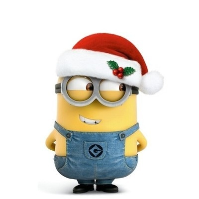 Minions Christmas.Xmas Minion Discovered By Swyeyetʜyeɑʀt On We Heart It