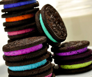 colorful, Cookies, and cute image