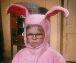 pink bunny image