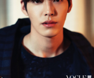 kim woo bin, vogue girl, and handsome image