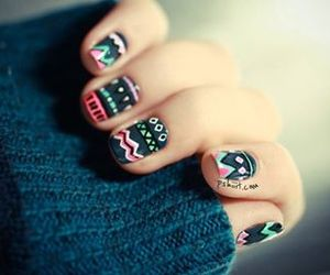 beautiful, lovely, and nails image