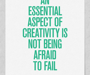 quote, creativity, and fail image