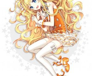anime, seeu, and vocaloid image