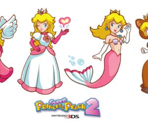 nintendo, nintendo ds, and princess peach image